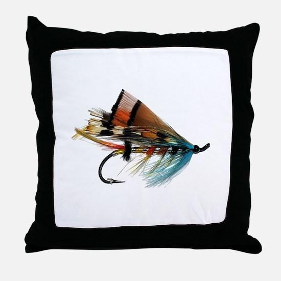 fly 2 Throw Pillow