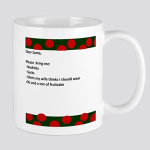 Dear santa please bring me Mug