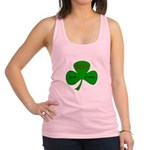 Sexy Irish Granny Racerback Tank Top