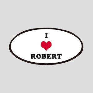 I Love Robert Patch
