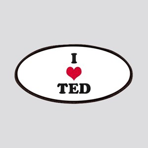 I Love Ted Patch