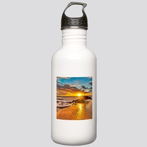 Sunrise Beach Stainless Water Bottle 1.0L