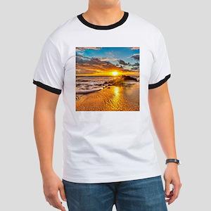 Sunrise Beach Ringer T