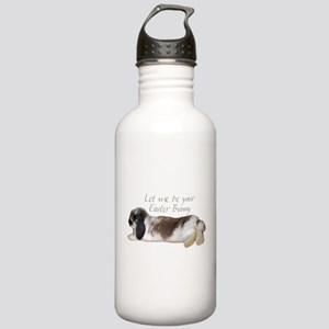 easter bunny 1 Stainless Water Bottle 1.0L