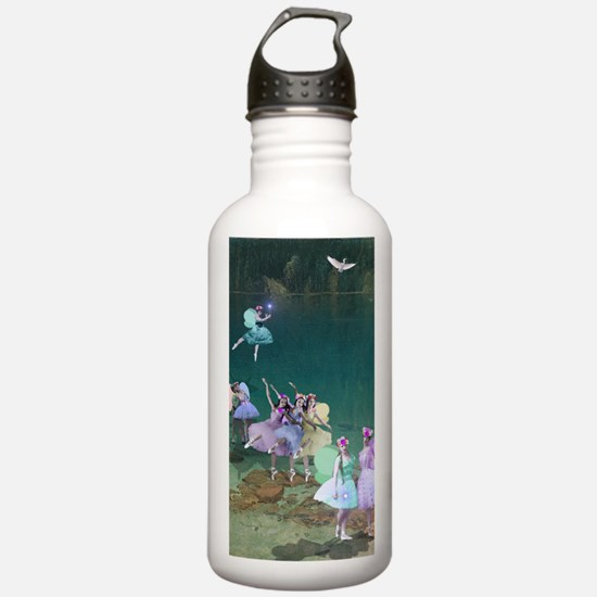 Fairies Dancing at the Water Bottle