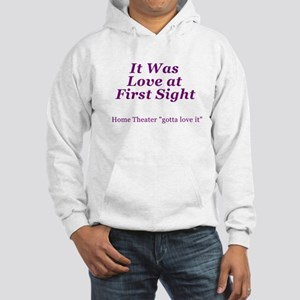 Home Theater Hooded Sweatshirt