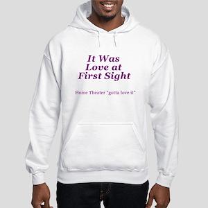 Home Theater Hooded Sweatshirt