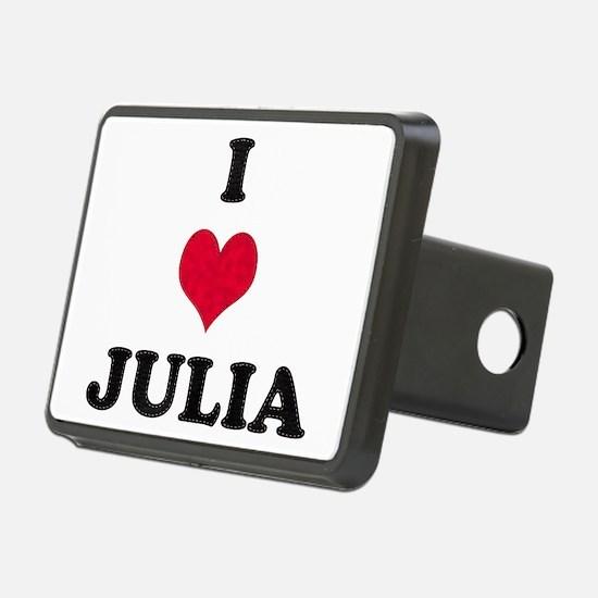 I Love Julia Hitch Cover
