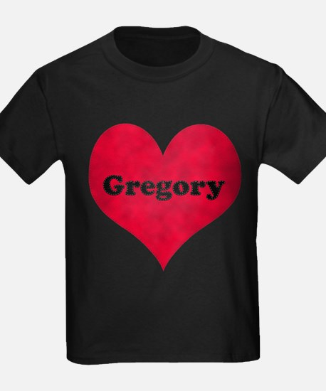 Gregory Leather Heart T