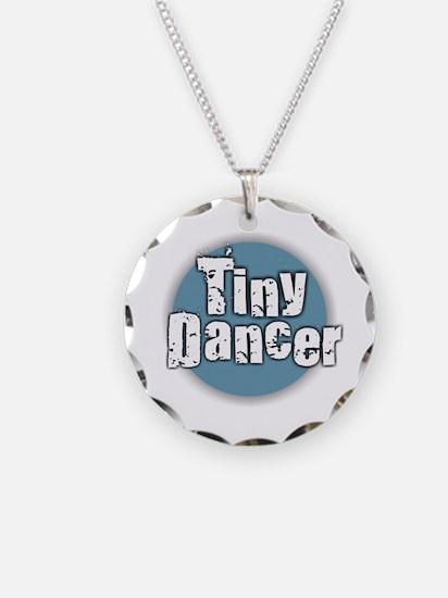 Tiny Dancer - Blue Necklace