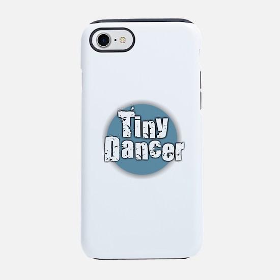 Tiny Dancer - Blue iPhone 7 Tough Case