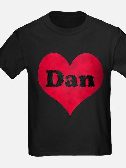 Dan Leather Heart T