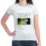 Jr. Ringer T-Shirt - Senegal Parrot