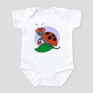 Miss Ladybug Infant Bodysuit