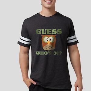Guess Who's 30 Mens Football Shirt