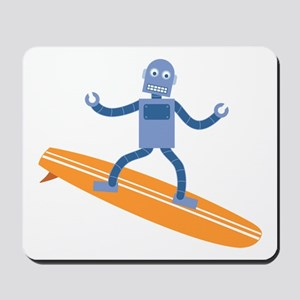 Surfing Robot Mousepad
