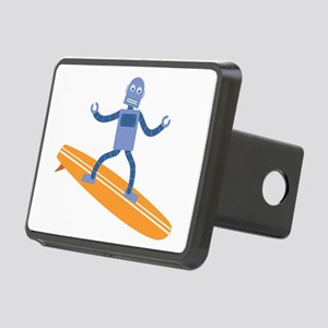Surfing Robot Rectangular Hitch Cover