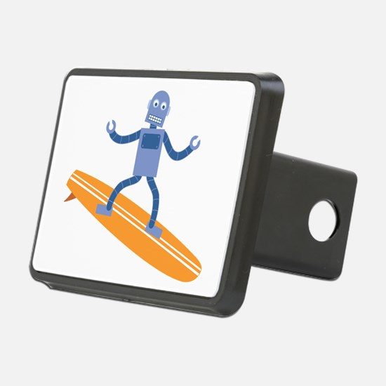 Surfing Robot Hitch Cover