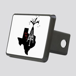 Born with it ! Rectangular Hitch Cover