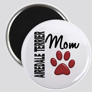 Airedale Terrier Mom 2 Magnet