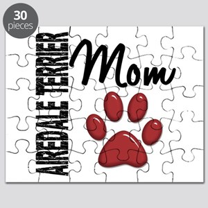 Airedale Terrier Mom 2 Puzzle