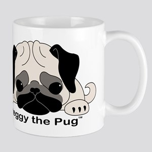 Peggy The Pug TM Mug