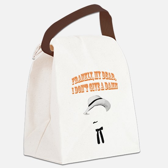 Rhett Butler Canvas Lunch Bag