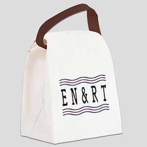Errol Nomad Logo Canvas Lunch Bag