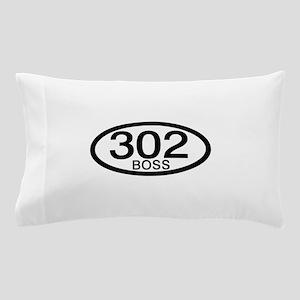 Boss 302 c.i.d. Pillow Case