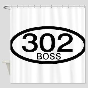Boss 302 c.i.d. Shower Curtain
