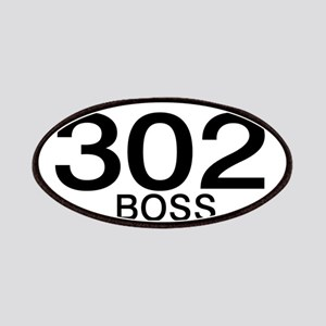 Boss 302 c.i.d. Patches