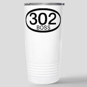 Boss 302 c.i.d. Stainless Steel Travel Mug