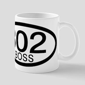 Boss 302 c.i.d. Mug
