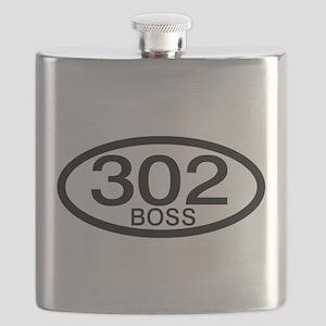 Boss 302 c.i.d. Flask