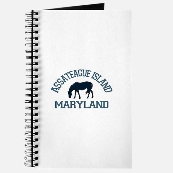 Assateague Island MD - Ponies Design. Journal
