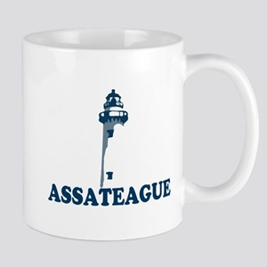 Assateague Island MD - Lighthouse Design. Mug