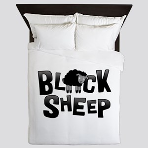 Black Sheep Dark Queen Duvet