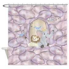 Castle Shower Curtain