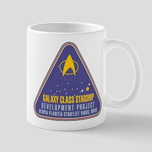 STAR TREK TNG Galaxy 11 oz Ceramic Mug