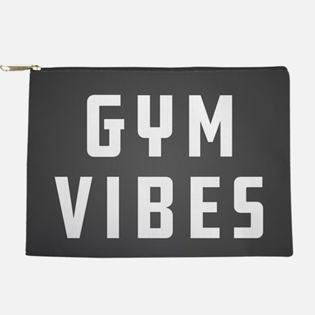 Gym Vibes Makeup Bag