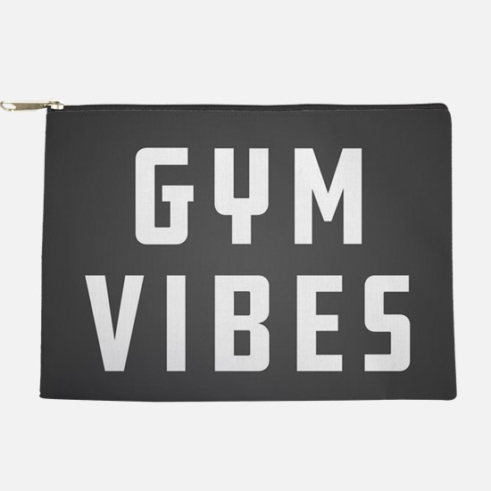 Gym Vibes Makeup Pouch