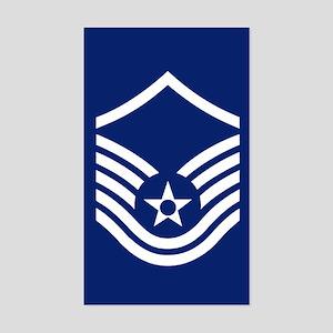 Master Sergeant<BR> Sticker