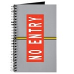 No Entry Marking Journal