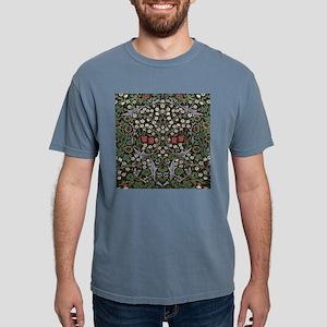 William Morris Art Print Mens Comfort Colors Shirt