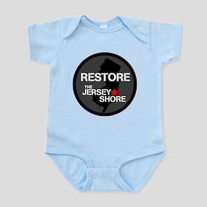 Restore The Jersey Shore Infant Bodysuit