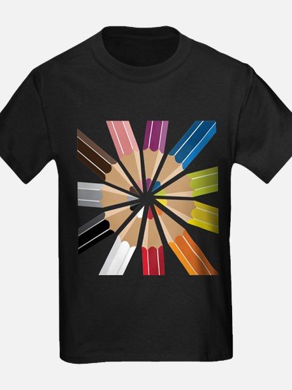 Colored Pencils T
