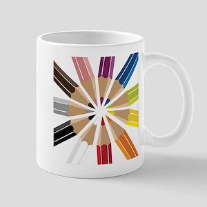 Colored Pencils Mug