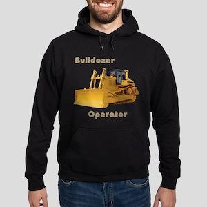 Bulldozer Operator Hoodie (dark)