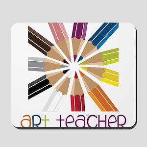 Art Teacher Mousepad