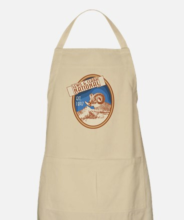 Lewis and Clark Bighorn Badge Apron
